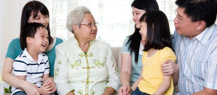 Getting the family to agree on an elder care plan for an aging loved one