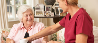 In-Home Senior Care Can Help Your Loved One Remain in Their Beloved Home