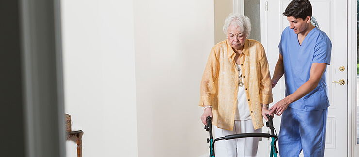 Boosting Immunity for Seniors with In-Home Care from Senior Homecare by Angels