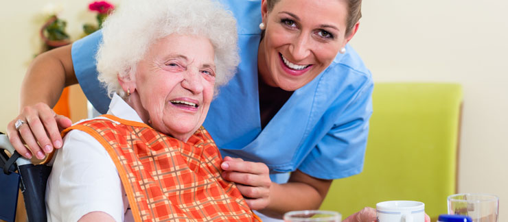 Why Choose In-Home Care?