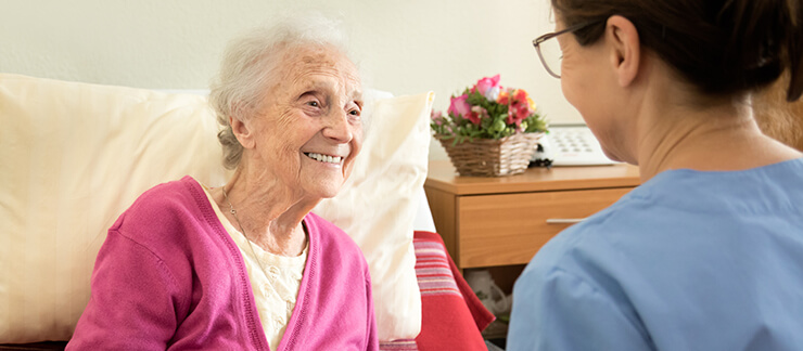 How Non-Medical End of Life Care Can Help You and Your Loved One