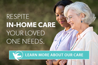 Respite in-home care your loved one needs. Learn more about our care.