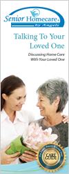 talking to your loved one about in-home care